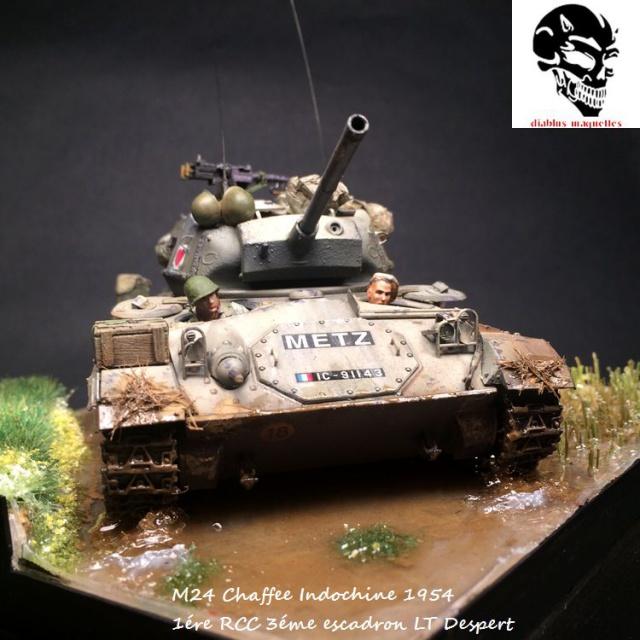 M24 Chaffee light tank, AFV Club 1/35 - Page 4 246395IMG3681