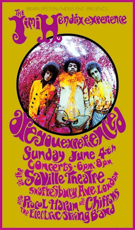 Londres (Saville Theatre) : 4 juin 1967 [Premier concert] 246557saville461967