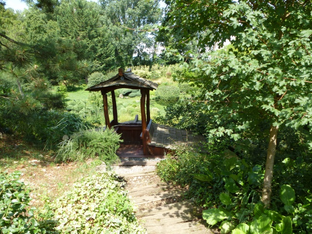 (26) Jardin Zen d'Erik Borja - Beaumont Monteux 246612P1020168