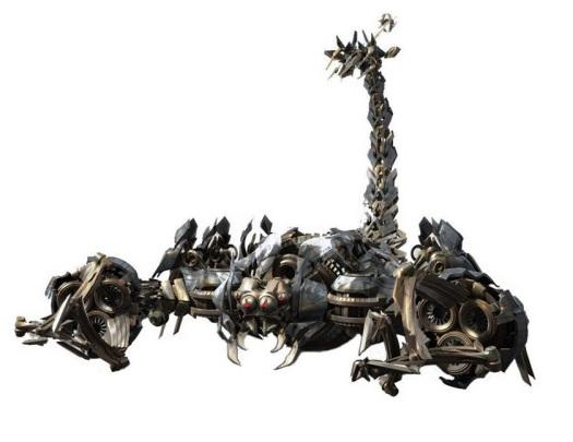 Concept Art des Transformers dans les Films Transformers - Page 3 246905063scorponok