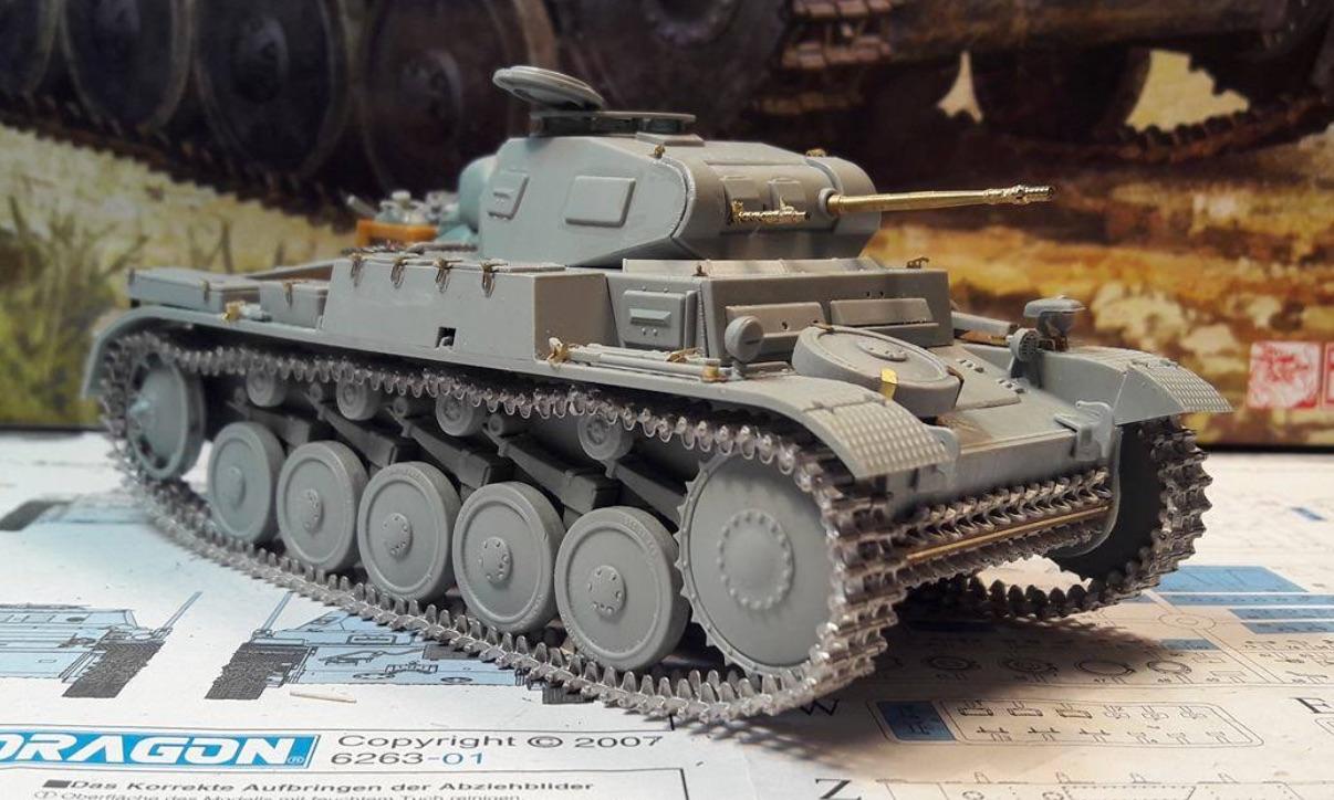 Pz.Kpfw.II Ausf.F - Kharkov 1/35 - Page 3 247578BuildStep5C
