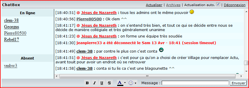 Les screens du forum - Page 4 248082Chat