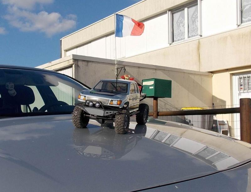 Un petit nouveau de Normandie SCX10 Honcho RTR 248560DSCN0183