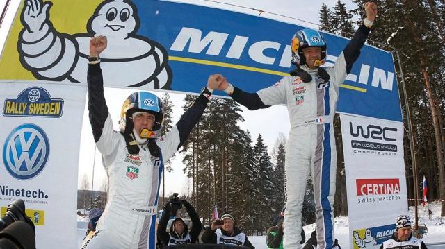 WRC Rallye de Suède 2013 :  Victoire Sébastien Ogier  2485732013RallyedeSudeSbastienOgier2