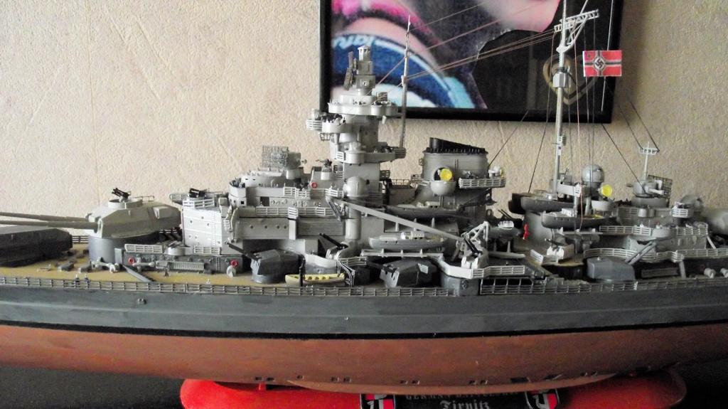 Tirpitz Revell au 1/350° 249171TipitzRevell1x3509