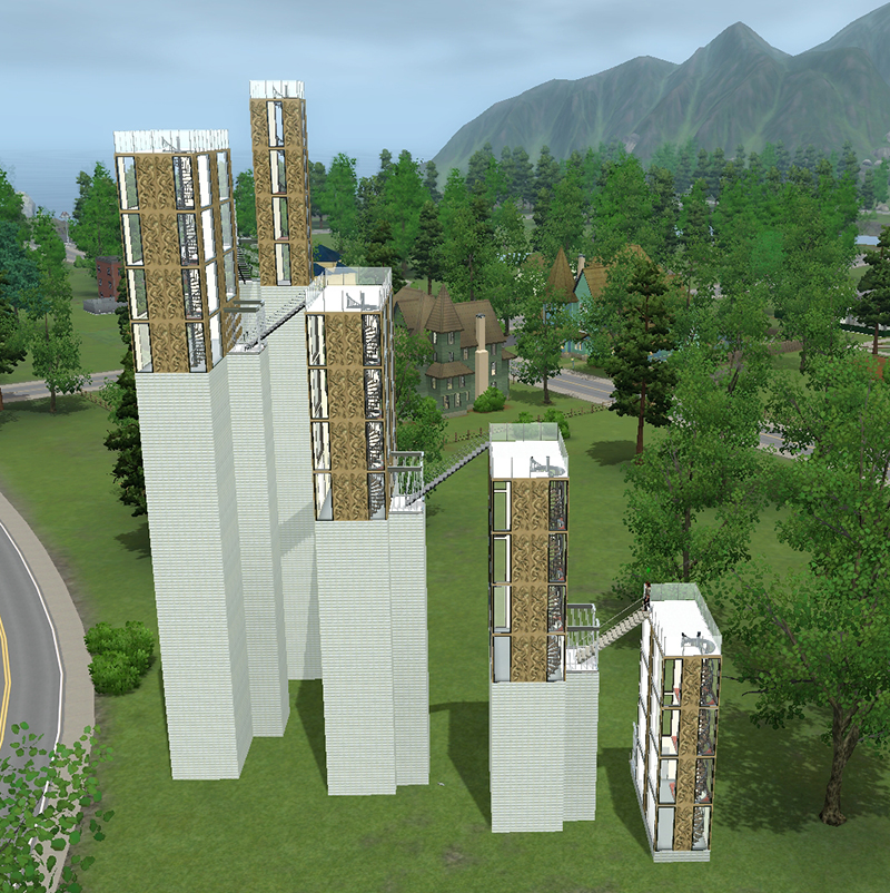 [Apprenti]Construire un bâtiment original de 14 étages sans code de triche 249174252