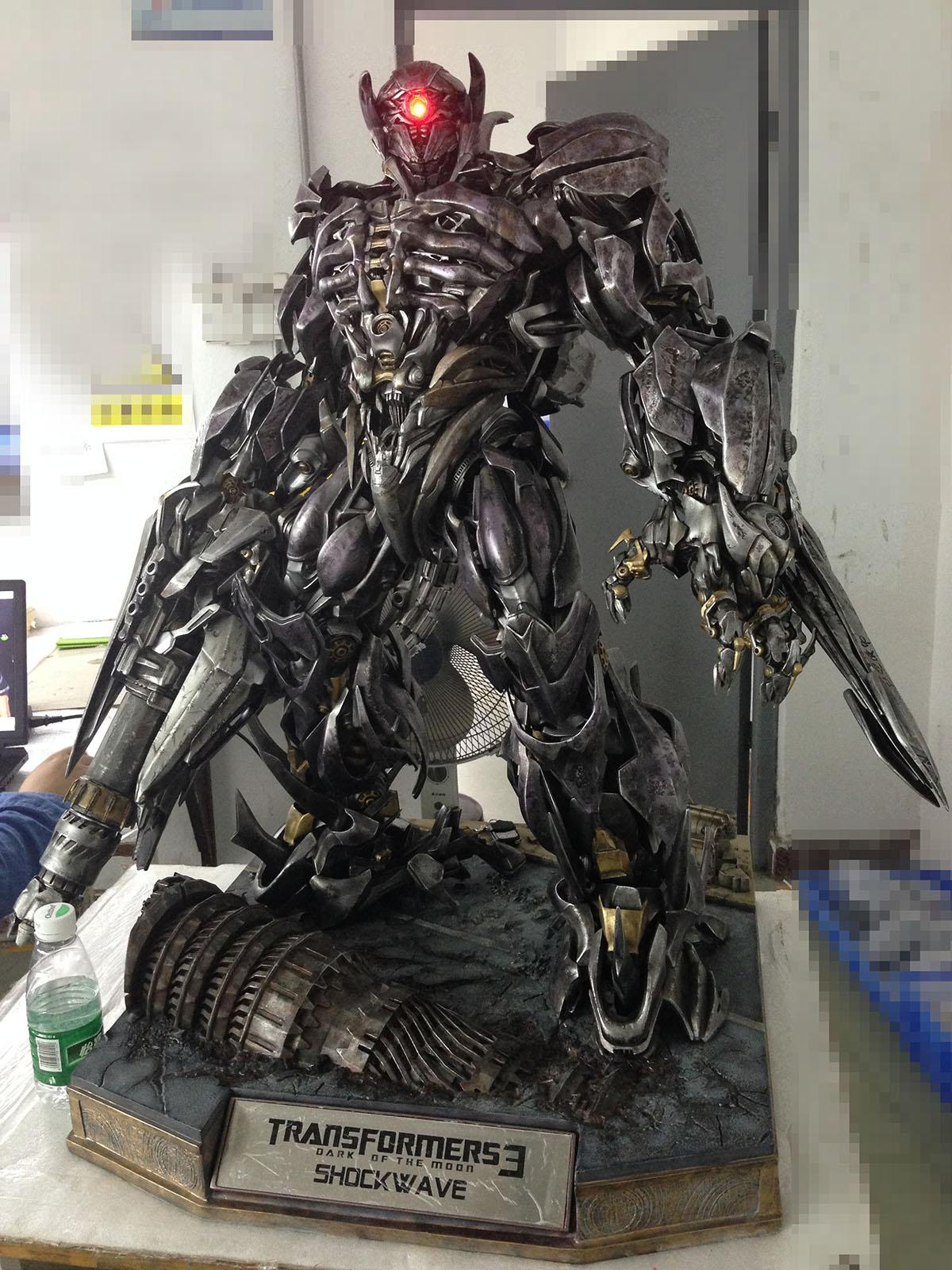 Statues des Films Transformers (articulé, non transformable) ― Par Prime1Studio, M3 Studio, Concept Zone, Super Fans Group, Soap Studio, Soldier Story Toys, etc - Page 3 249936951