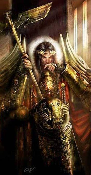 [W30K] L'Empereur de l'Humanité / The Emperor of Mankind 250340Emperor3