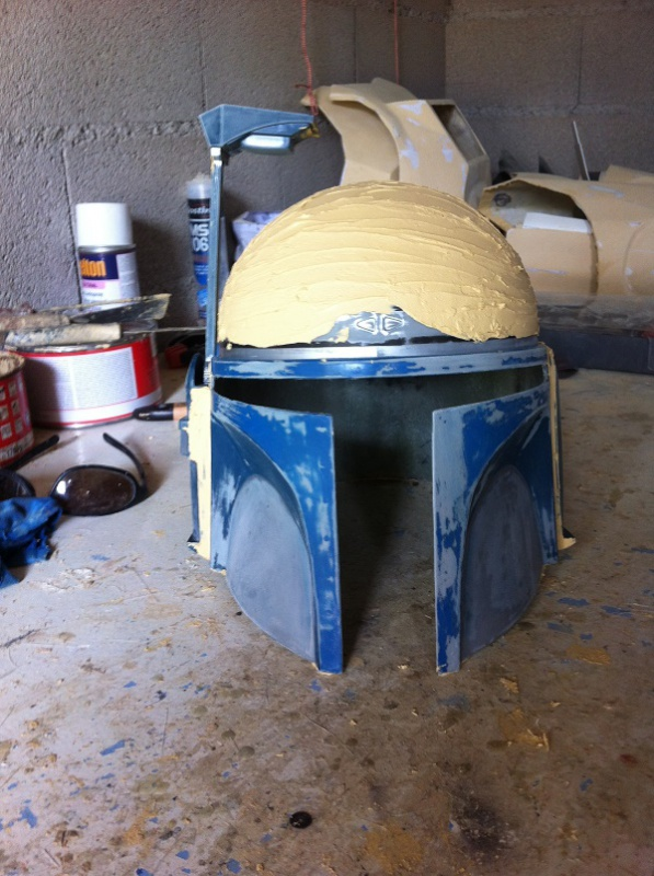 CUSTOMISATION CASQUE JANGO FETT 250999IMG4149