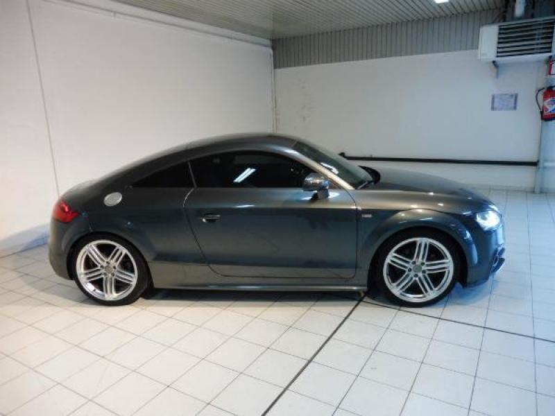 Audi TT 1.8 S-line Daytona - MILLTEK monté ! 251085P1040333
