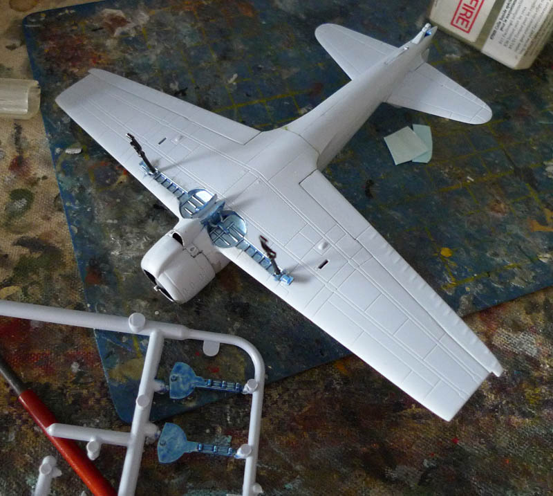 [Chrono Août 2013] Airfix - Zero A6M2b à Bougainville. 251405Zero25