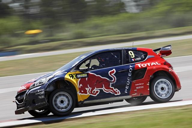 Les PEUGEOT 208 WRX Vice-Championne du Monde FIA de Rallycross 251776583b409c8b7e3