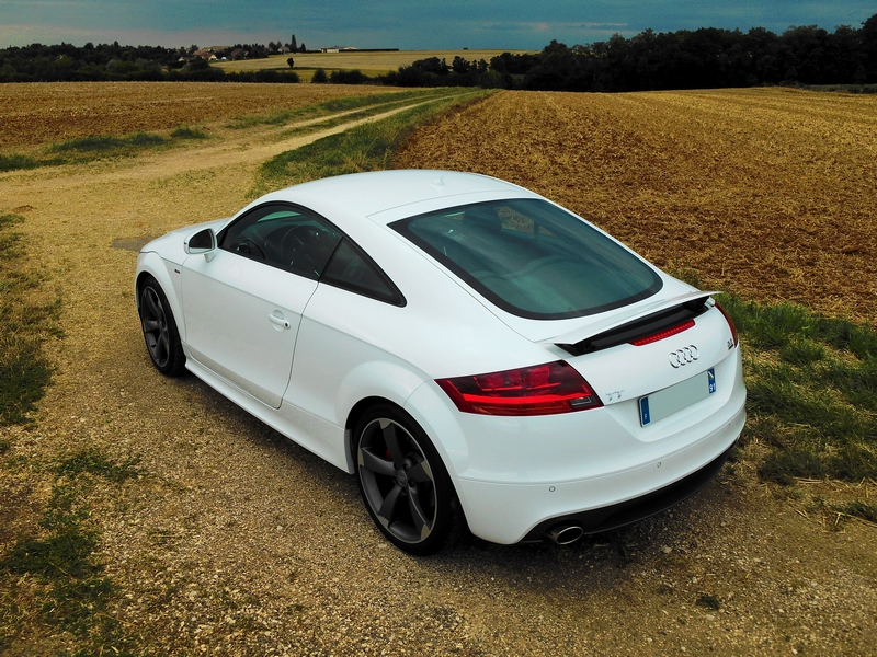 AUDI TT V6 3.2 Blanc Ibis - Page 4 251871TT2