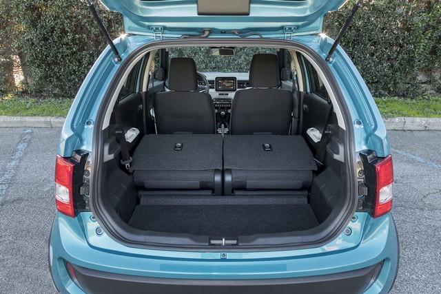 Suzuki IGNIS, Le nouveau SUVultra compact  252006Suzukiignis28