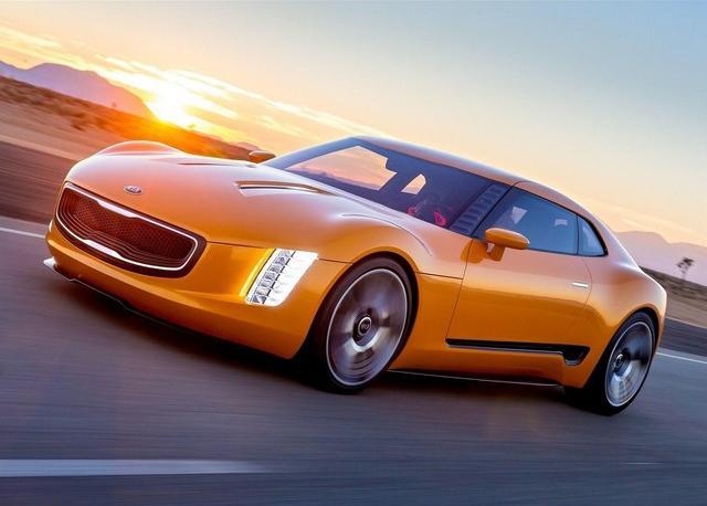 Salon de Genève 2014 : concept Kia GT4 Stinger à traction arrière 252182KIAGT4StingerConcept12
