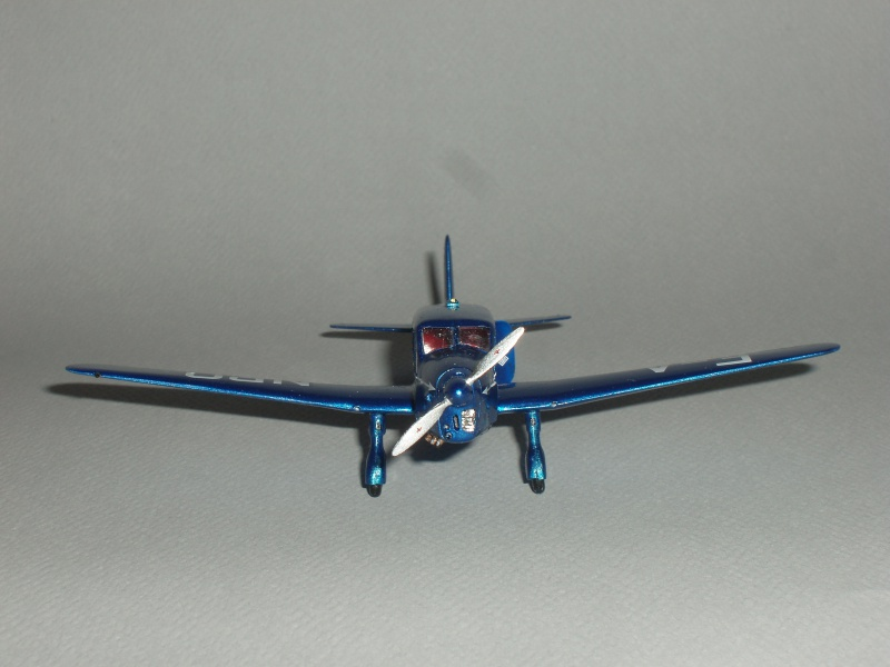 CAUDRON C-635 Simoun  (version Air Bleu). 1936  Heller 1/72. 252738cs36