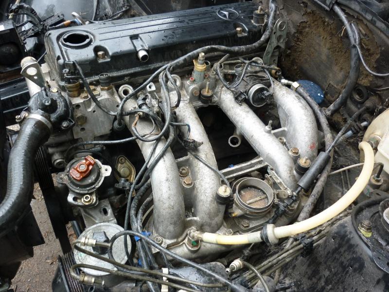 Mercedes 190 1.8 BVA, mon nouveau dailly - Page 6 253557P1010702