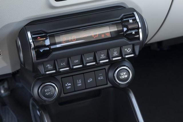 Suzuki IGNIS, Le nouveau SUVultra compact  253719Suzukiignis24