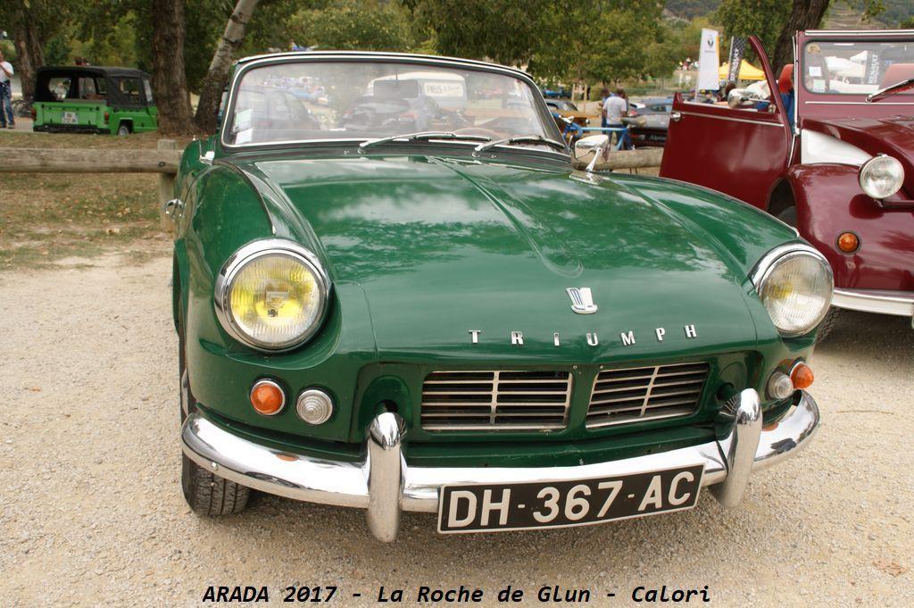 [26] 17/09/2017  4ème rassemblement ARADA à La Roche de Glun - Page 3 254078DSC02385