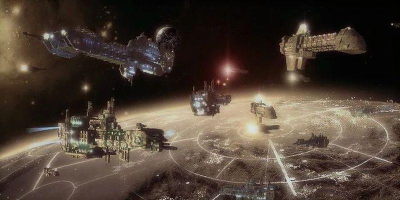 [Horus Heresy] Fanfiction : La Bataille de Terra (Projet et discussions) 255976Battle0C