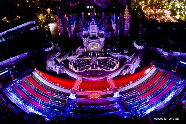 Shanghai Disney Resort en général - le coin des petites infos  - Page 2 257240w157