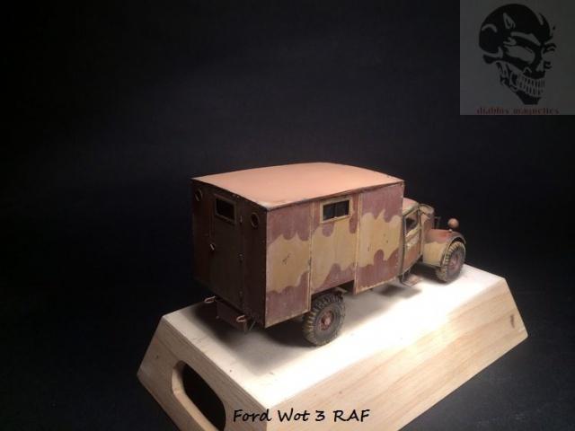 Ford Wot 3 RAF - Plus Model - 1/35 257348IMG3718