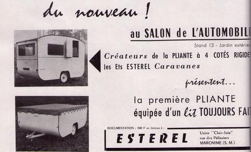 La RIGIPLI 300 257351esterel1959