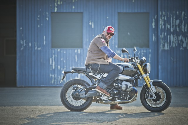 BMW Motorrad France lance le R nineT Custom Contest. 257931P90161378