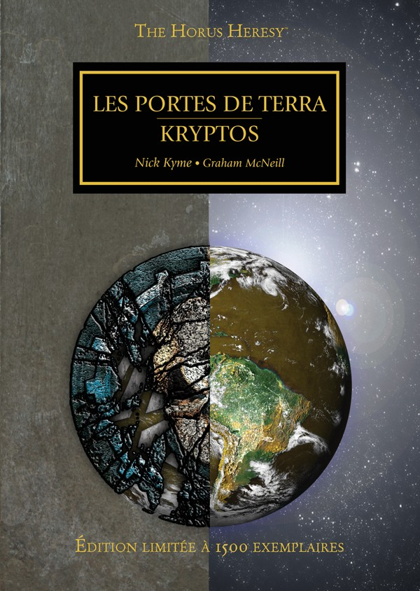 Les Portes de Terra / Kryptos 258446FRGD2012Chapbook