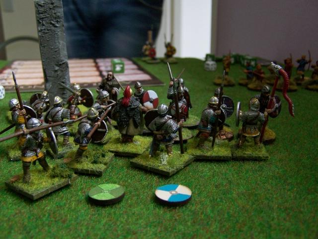 Danois, Saxons et Normands 2591161007650