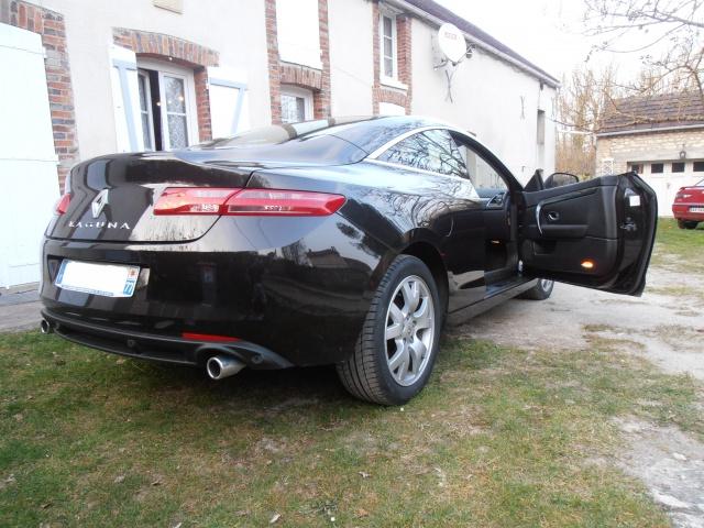 [djé 77] Laguna III coupé 2L dCi 150ch Black Edition 259534P4020036