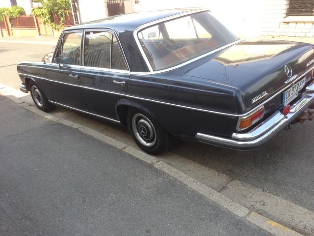 Mercedes 250 SE 1967 260946image7