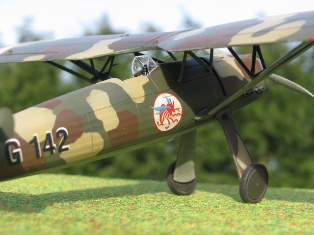 FW-56 Stösser Historic Plastic Models 1/48 261016IMG4465