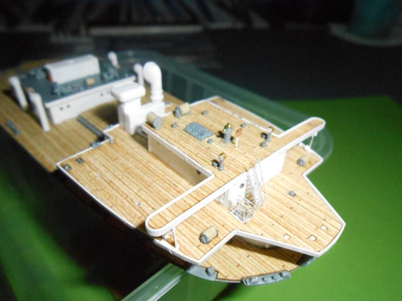 Hikawa Maru hopital 1/350 PE/pont en bois et babioles  - Page 2 261730DSCN5631