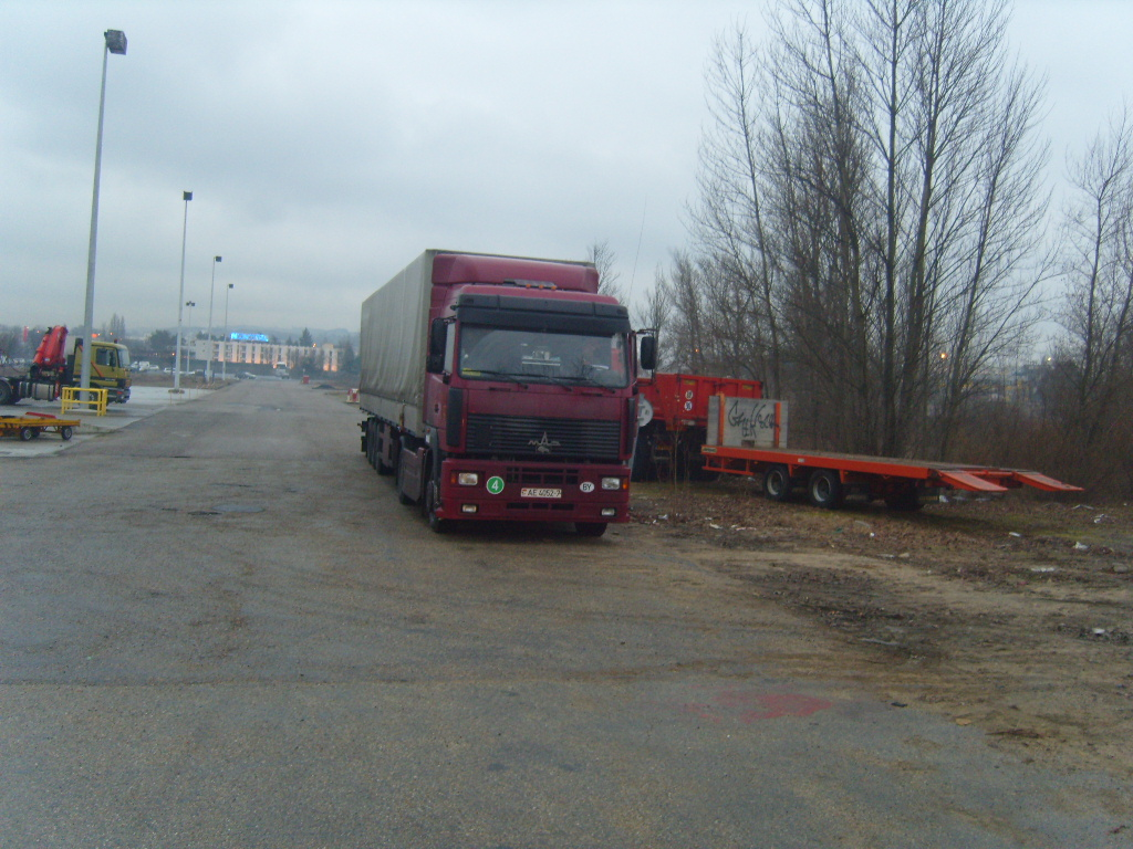 Maz.(Biélorussie) 262190Bielorusse