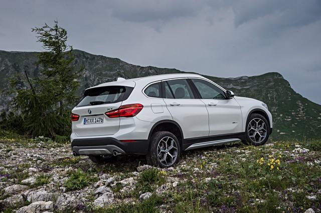 Meilleur mois de janvier pour les ventes de BMW Group 262463P90190684highResthenewbmwx1onlo