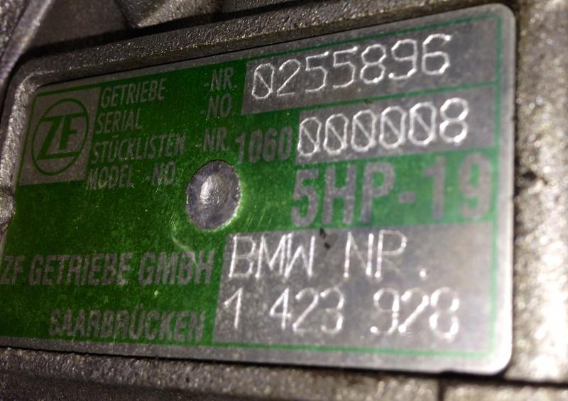 [BMW 730 d E65] Problème de boîte automatique 266186IMG5131