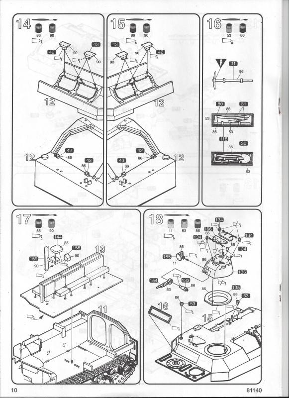 AMX 13 VCI 1/35ème Réf 81140 266911VCI010