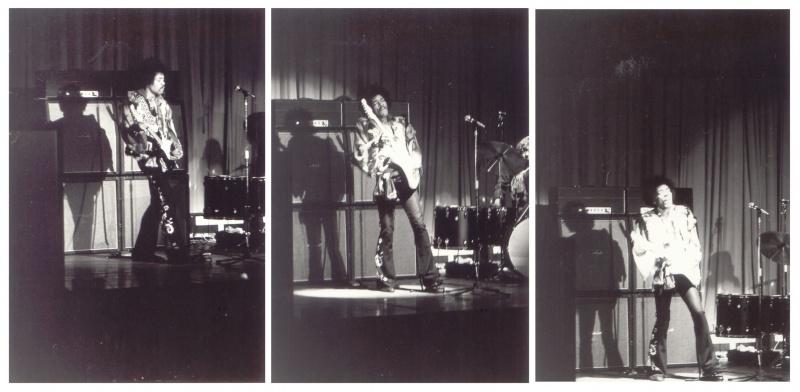 Gothenburg (Lorensbergs Cirkus) : 8 janvier 1969 [Second concert] 266929Image222