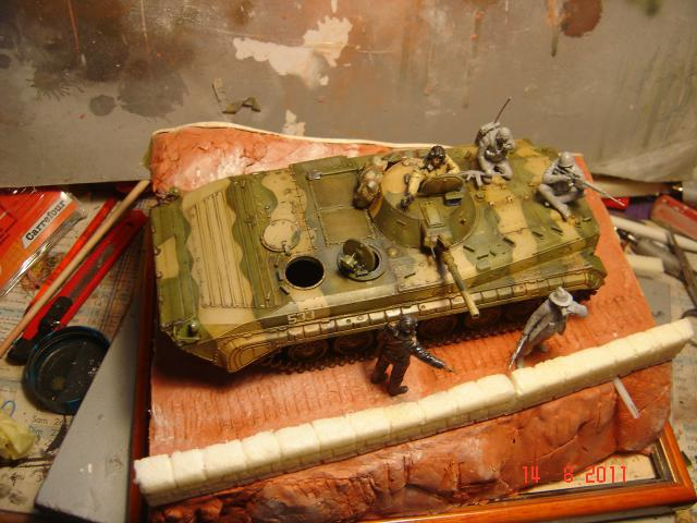 BMP-1 ESCI 1/35e 266965BMP182
