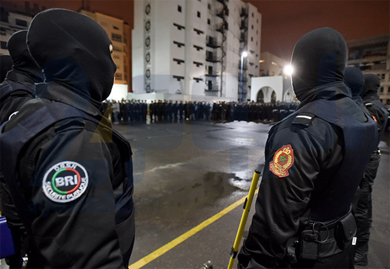 Moroccan Special Forces/Forces spéciales marocaines  :Videos et Photos : BCIJ, Gendarmerie Royale ,  - Page 9 267971927