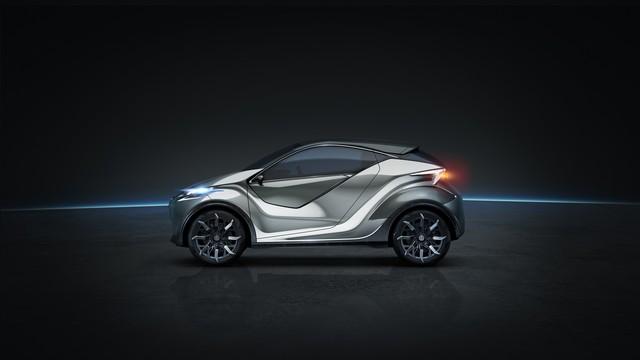 Le Lexus LF-SA Concept Révélé En Première Mondiale 269649LEXUSLFSA13SideGENEVAMS2015