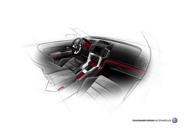 Wörthersee 2013 : Volkswagen Concept Amarok R-Style 269901VolkswagenAmarokRStyleConcept7