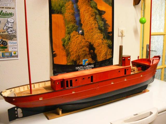 Bassurelle BF 7 sister schip du Sandettie 270236P1200882