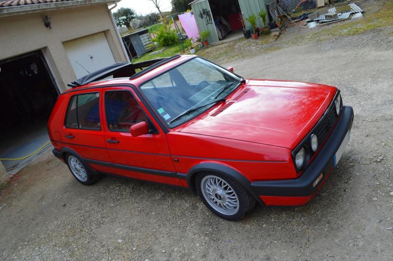 [Golf 2 GTD 1989 Rouge Tornado] Mon Nouveau Daily 270346DSC1665