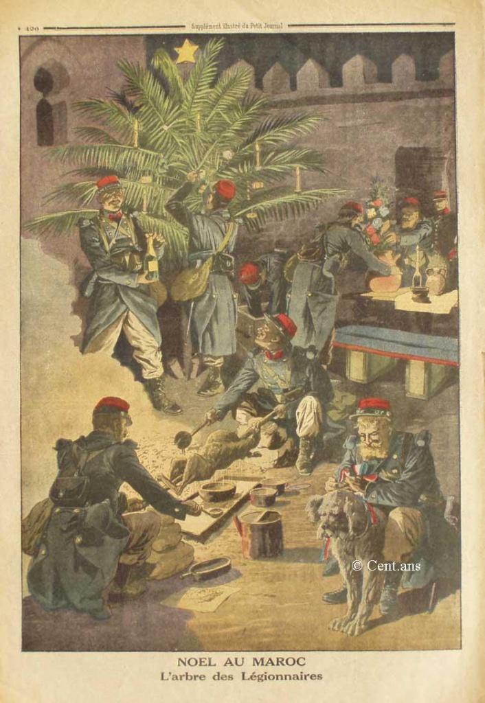 صفحات من تاريخ المغرب الحديث من خلال Le Petit journal illustré - صفحة 3 270439pj120628121913b