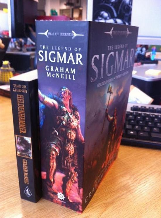The Legend of Sigmar (Omnibus) de Graham McNeill 270723sigmar2