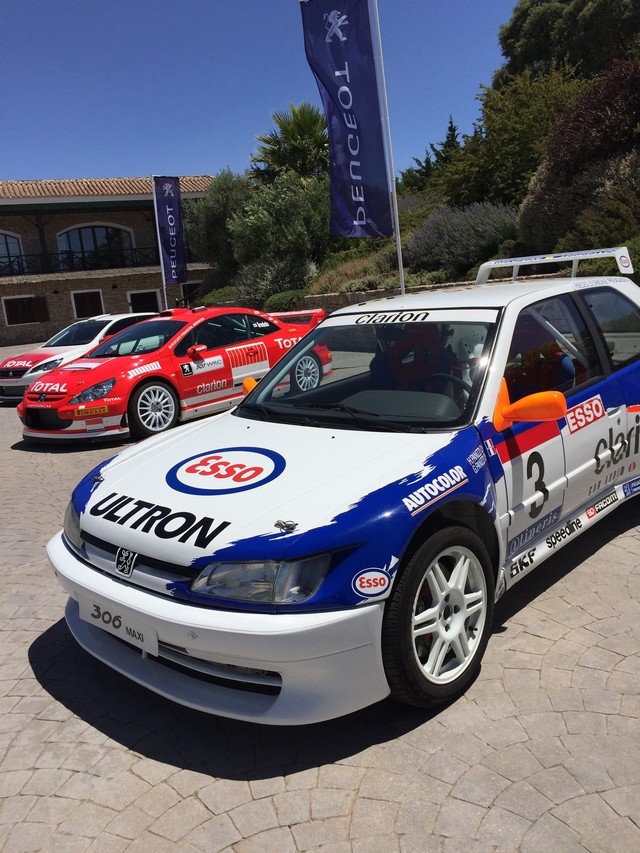 Les Véhicules Peugeot Sportifs D'exception Présents Aux Grandes Heures Automobiles 271300IMG2231