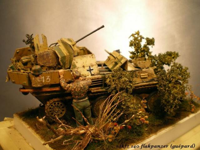 sd.kfz 140 flakpanzer (gépard) maquette Tristar 1/35 - Page 3 271743IMGP3247