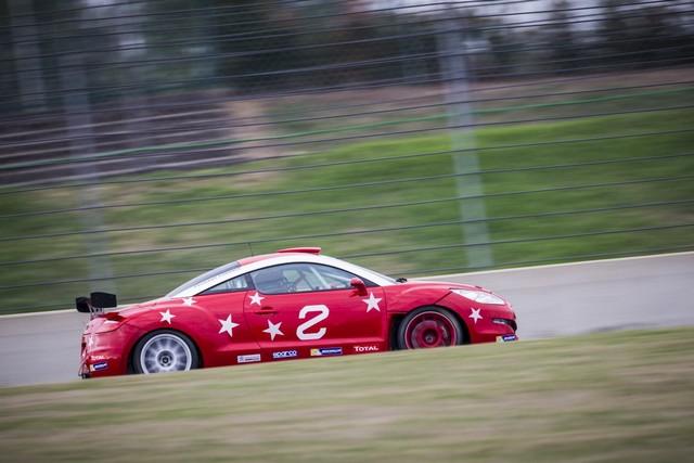 RCZ Racing Cup : Un Premirt Succès Pour David Pouget ! 27178655e04778f1c60